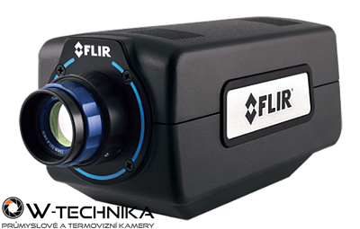 Termokamera FLIR 6250sc je vhodná predovšetkým pre vedecko-výskumné aplikácie