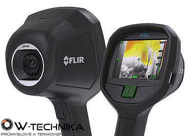 Termokamera FLIR K53 pre hasičov - 1