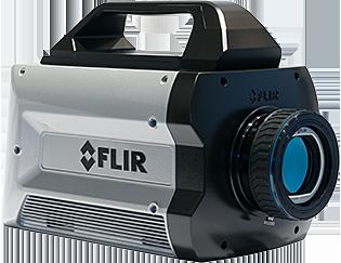Termokamera FLIR X8400sc MWIR pre vedu a vývoj