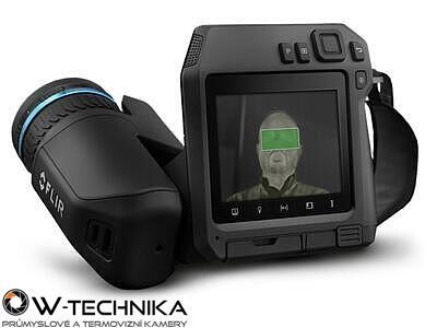 Termokamera FLIR T540-EST na screening horúčkovitých stavov - 1