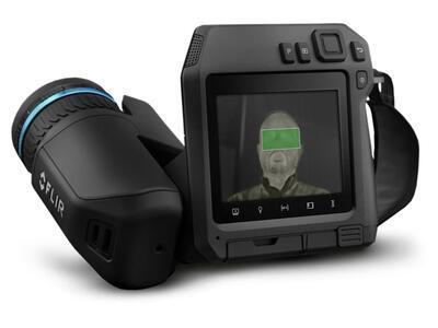 Termokamera FLIR T560-EST na screening horúčkovitých stavov - 1