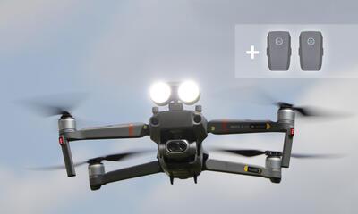 Kombo dron s termokamerou pre poľovníkov a koscov - 1