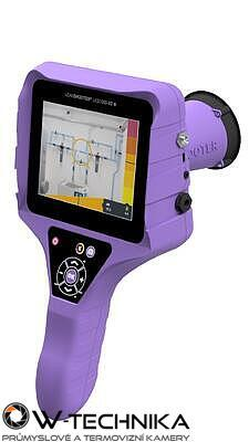 Leakshooter LKS1000 akustická kamera pre detekciu úniku plynov - 1