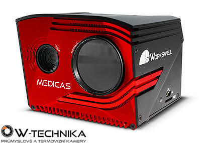 Termokamera Workswell MEDICAS - 1