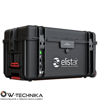 Elistair Safe-T – Inteligentný uväzovací systém pre drony - 1