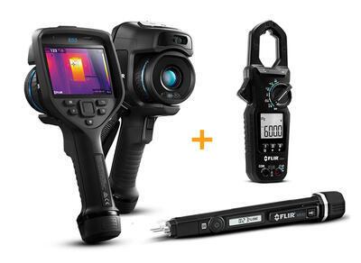 Termokamera FLIR E53 pre priemysel a stavebníctvo - 1