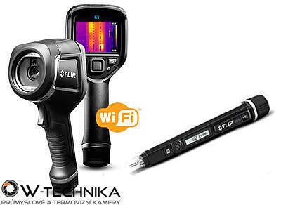 Termokamera FLIR E8xt pro průmysl a stavebnictví - 1