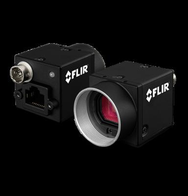 Priemyselná kamera Flir-PointGrey Blackfly 1.3 MP Color/Mono GigE PoE - 1