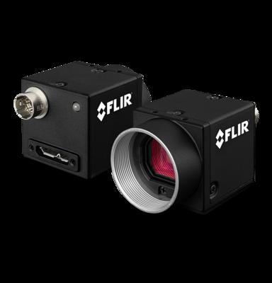 Priemyselná kamera Flir-PointGrey Blackfly 0.3 MP Color/Mono USB3 Vision - 1