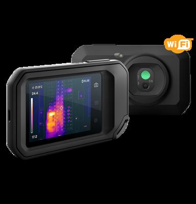 Malá a ľahká termokamera FLIR C5 - 1