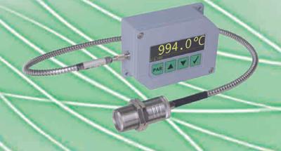 Špeciálne pyrometre PYROSPOT – meranie na kremíku a laseri - 1