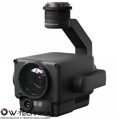 DJI ZENMUSE H20 – Hybridná kamera na dron DJI M300 RTK - 1