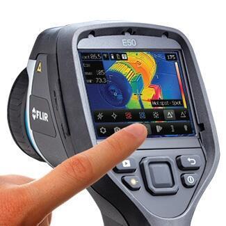 Termokamera FLIR E50 pre priemysel a stavebníctvo - 1