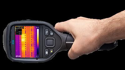 Termokamera FLIR E50bx pre stavebníctvo - 1