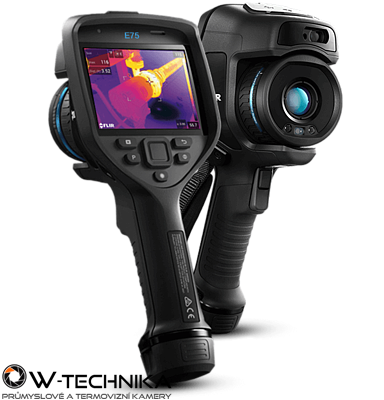Termokamera FLIR E75 pre priemysel a stavebníctvo - 1