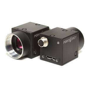 Priemyselná kamera Flir-PointGrey Flea3 1.3 MP farebná/čiernobiela USB3 Vision - 1