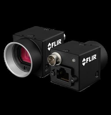 Priemyselná kamera Flir-PointGrey Flea3 2.8 MP Color/Mono GigE Vision - 1
