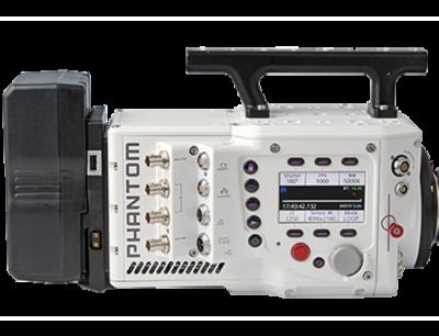 Vysokorýchlostná kamera Phantom Flex4K GS - 1