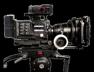 Vysokorýchlostná kamera Phantom Flex4K - 1