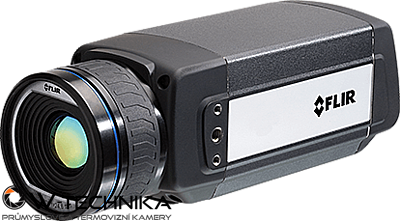 Termokamera  FLIR A655SC - 1