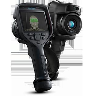 Termokamera FLIR E86-EST na screening horúčkovitých stavov - 1