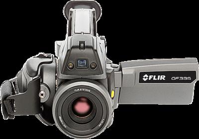 Termokamera FLIR GF335 pre detekciu plynov - 1