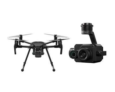 Zostava: termokamera DJI ZENMUSE XT2 & dron DJI M200 V2.0 - 1