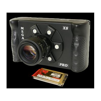 Vysokorýchlostná kamera Mega Speed HHC-X8 PRO - 1