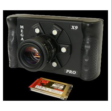 Vysokorýchlostná kamera Mega Speed HHC-X9 PRO - 1