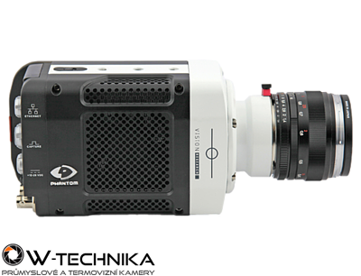 Vysokorýchlostná kamera Phantom Miro 341 - 1