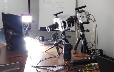 Zákaznícke meranie vysokorýchlostnou kamerou