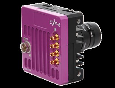 Vysokorýchlostná kamera Phantom S200 - 1