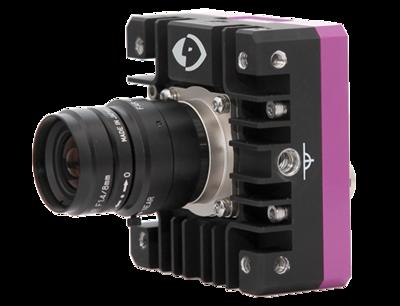 Vysokorýchlostná kamera Phantom S210 - 1