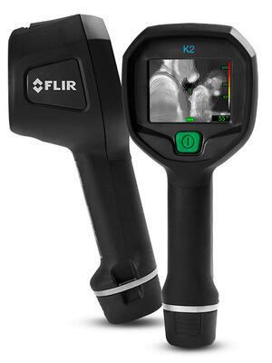Požičovňa – termokamera FLIR K2 pre hasičov - 1