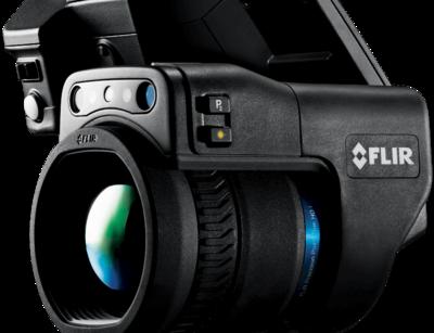 Termokamera FLIR T1K s HD rozlíšením - 1