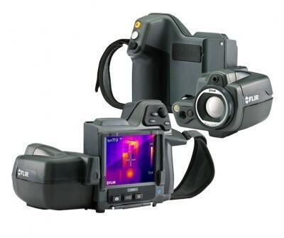 Termokamera FLIR T420bx pre stavebníctvo - 1