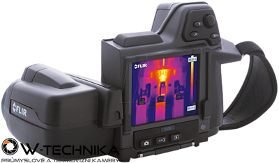 Termokamera FLIR T440bx pro stavebnictví - 1