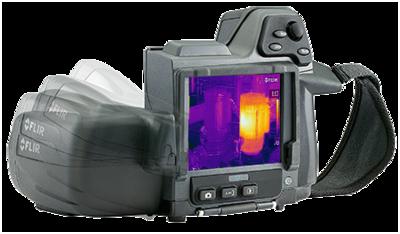 Termokamera FLIR T600bx pre stavebníctvo - 1