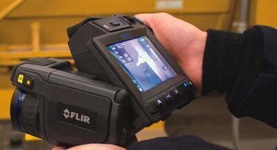 Termokamera FLIR T620bx pre stavebníctvo - 1