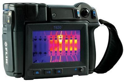 Termokamera FLIR T620 pre stavebníctvo a priemysel - 1