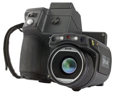 Termokamera FLIR T640 na prediktívnu údržbu a pre stavebníctvo - 1
