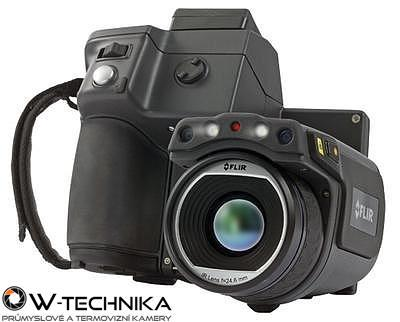 Termokamera FLIR T640bx pro stavebnictví - 1