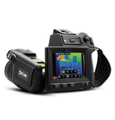 Termokamera FLIR T660 na prediktívnu údržbu a pre stavebníctvo - 1