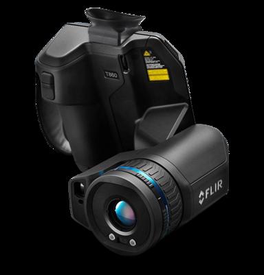 Termokamera FLIR T860 pre stavebníctvo i priemysel - 1