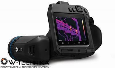 Termokamera FLIR T840 pre priemysel a stavebníctvo - 1