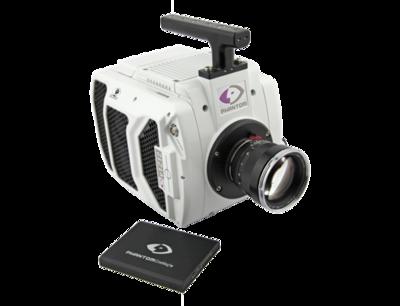 Vysokorýchlostná kamera Phantom v2012 - 1