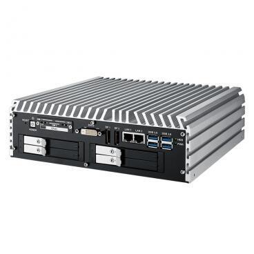 Vecow priemyselné PC IVH-9008/16-PoER - 1