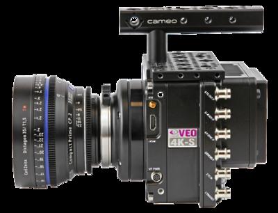 Vysokorýchlostná kamera Phantom VEO4K PL-RLS - 1