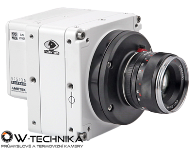 Vysokorýchlostná kamera Phantom VEO4K 590 - 1