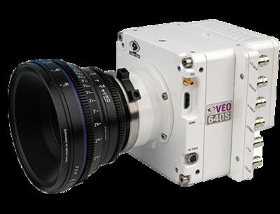 Vysokorýchlostná kamera Phantom VEO 640 - 1